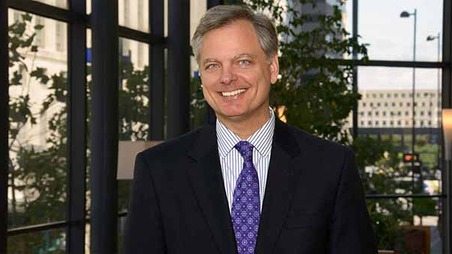 Photo of Daniel E. Fausz